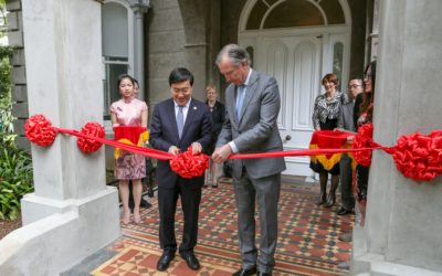 Model Confucius Institute officially launched in Auckland