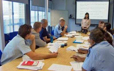 Auckland police learn Mandarin to better engage with Chinese community
