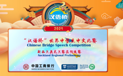 Regional Finalists Announced – Chinese Bridge Speech Competition (Secondary Category)