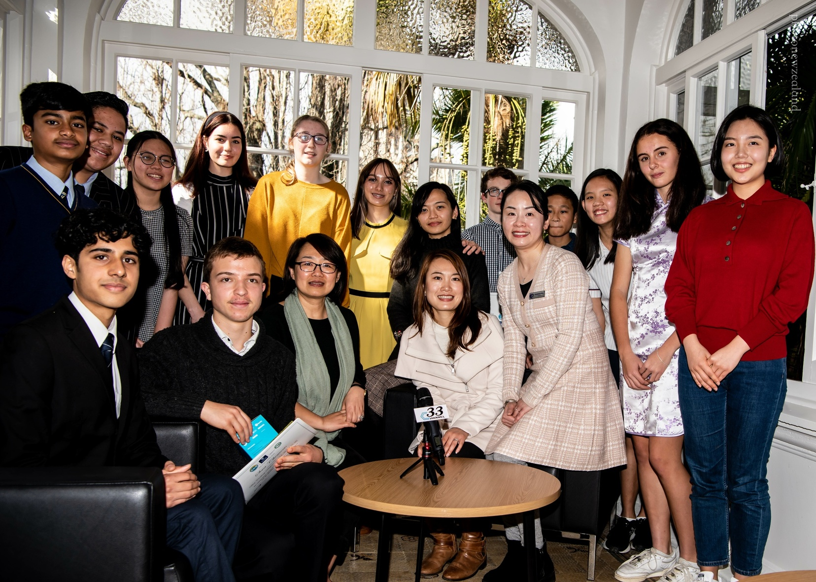 Auckland students achieved big success in Chinese Bridge's NZ national final